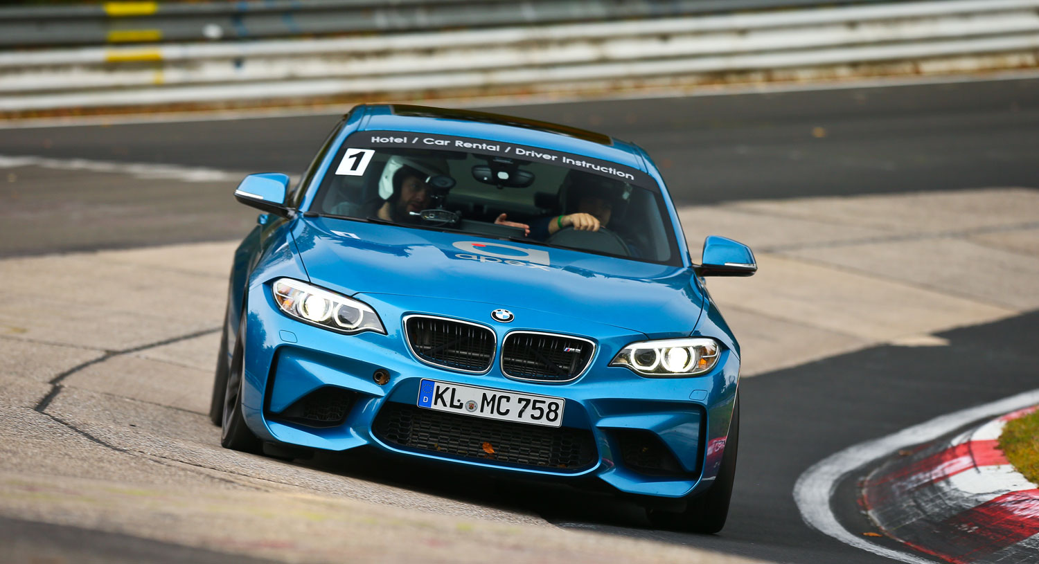 Apex track days at the Nürburgring are like no other. Come and experience this great event!