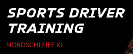 SPORTS DRIVER TRAINING NORDSCHLEIFE XL